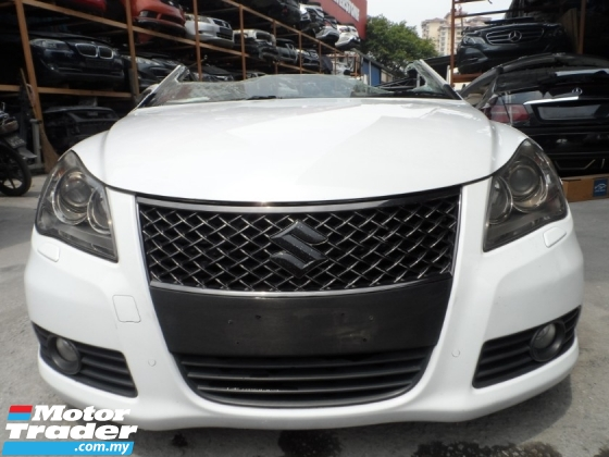 SUZUKI KIZASHI HALF CUT AND SPARE PARTS