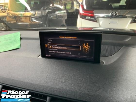 2016 AUDI Q7 3.0 TDI S Line package Quattro power boot back camera LED headlamp unregistered