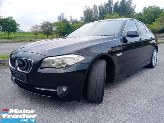 2010 BMW 5 SERIES 528I 3.0(A) F10 LOCAL