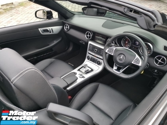 2017 MERCEDES-BENZ SL-CLASS 200 AMG Unregister 2 Year Warranty
