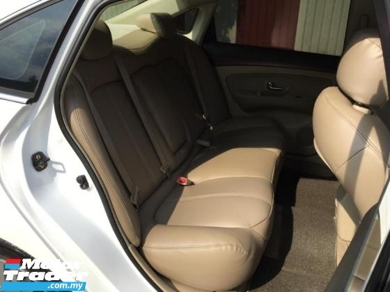 2010 NISSAN SYLPHY Nissan SYLPHY 2.0 LUXURY NAVI IMPUL LEATHER SEAT