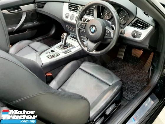 2017 BMW Z4 2.0 MSPORT HARDTOP CONVERTIBLE