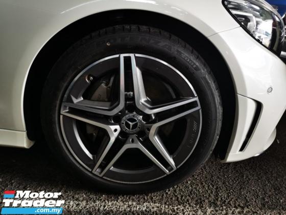 2019 MERCEDES-BENZ C-CLASS C300 Coupe AMG-Line