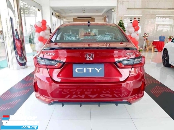 2020 HONDA CITY 2020 All New Honda City Rm1000+Rm1000 Offer For Early Bird Booking Customer Hight Rebate Accept Trad