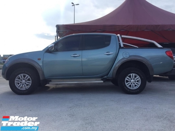 2007 MITSUBISHI TRITON 2.5 AT 4x4 pick up diesel turbo