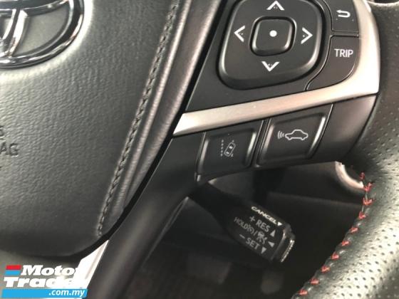 2018 TOYOTA HARRIER 2.0 Turbo Progressive Edition JBL Premium Original 360 Surround Camera 3 LED Power Boot Pre Crash