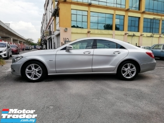 2011 MERCEDES-BENZ CLS-CLASS CLS350 BLUE EFFICIENCY CAR KING