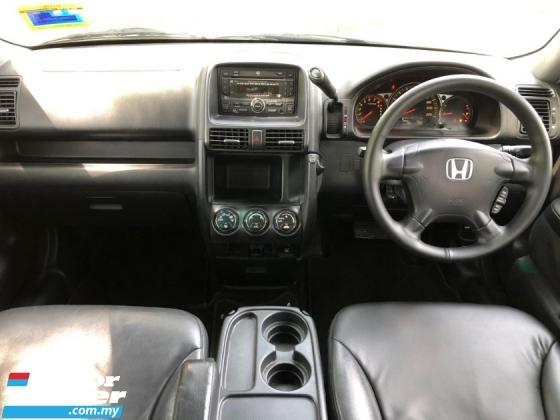 2006 HONDA CR-V 2.0 i-VTEC FACELIFT (A) MODULO LEATHER LIMITED