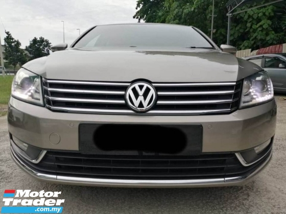 2013 VOLKSWAGEN PASSAT 1.8 SPORT SUNROOF ELECTRONIC SEAT TIPTOP CONDITION