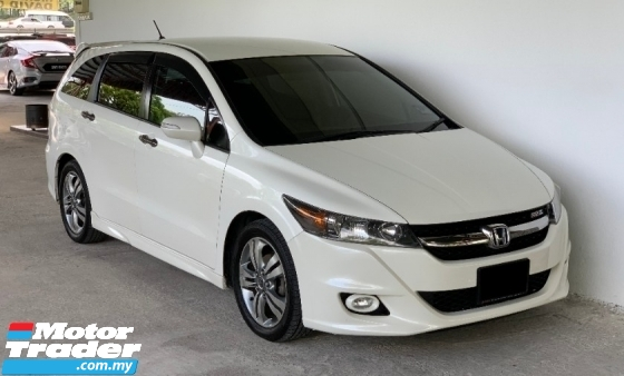 2010 HONDA STREAM 1.8 (A) Facelift RSZ Sport Limited Model
