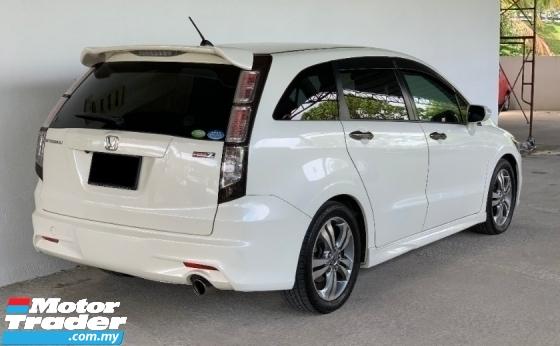 2010 HONDA STREAM 1.8 (A) Facelift RSZ Sport Limited Model