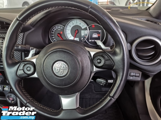 2017 TOYOTA 86 Toyota 86 GT 2.0 Auto Transmission