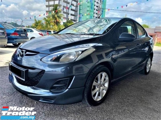 2010 MAZDA 2 1.5 SEDAN (A) FULL BODYKIT/CAREFULL OWNER