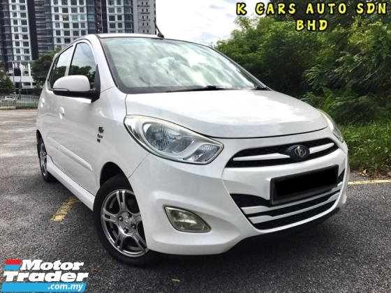 2015 HYUNDAI I10 1.2 (A) FACELIFT TIPTOP CONDITION ONTHEROAD PRICE