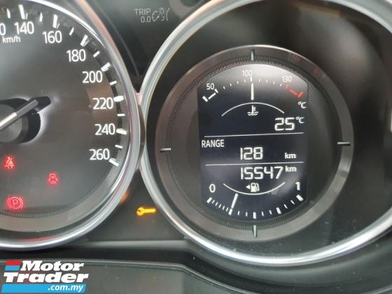 2019 MAZDA CX-5 2.5 2WD high *mil 15k km*
