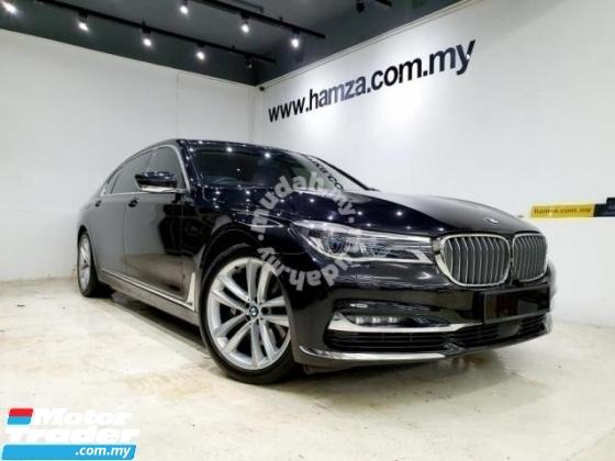 2016 BMW 7 SERIES 740Li CKD 3.0 TWIN POWER TURBO