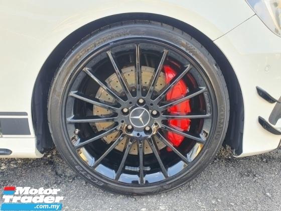 2013 MERCEDES-BENZ A45 AMG EDITION 1 JAPAN SPEC