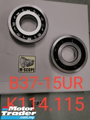 TOYOTA CVT TRANSMISSION BEARING K112.114.115 AUTO TRANSMISSION GEARBOX PROBLEM M scope auto parts