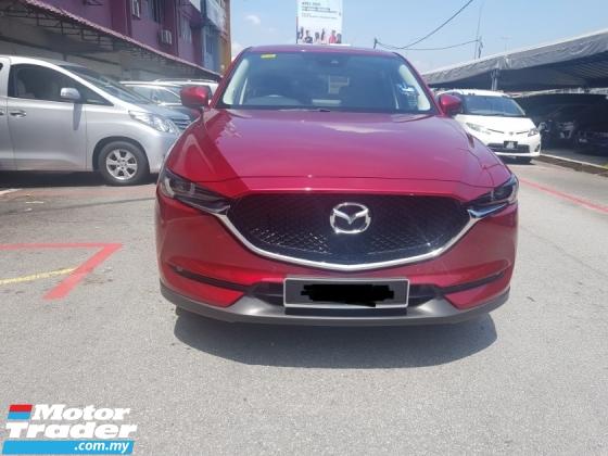 2019 MAZDA CX-5 Mazda CX-5 2.5 G GLS 2WD (CKD) FACELIFT (A) 2019