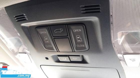 2015 TOYOTA ALPHARD 2.5 SC Basic Spec With Alpine Set & Front Rear Cam