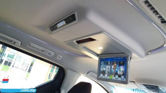 2015 TOYOTA VELLFIRE 2.5 ZA BASIC SPEC WITH FRONT AERO TOURER BUMPER