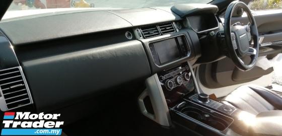 2016 LAND ROVER RANGE ROVER VOGUE Range Rover Vogue 3.0d