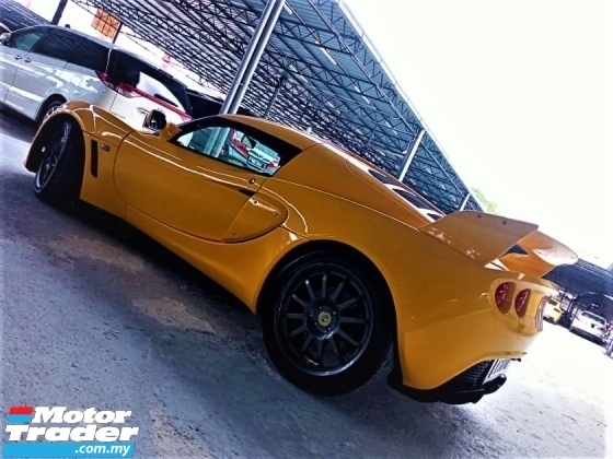 2009 LOTUS EXIGE S 1.8 (M)-6 SPEED -ALPHINE CD PLAYER - PUSH START
