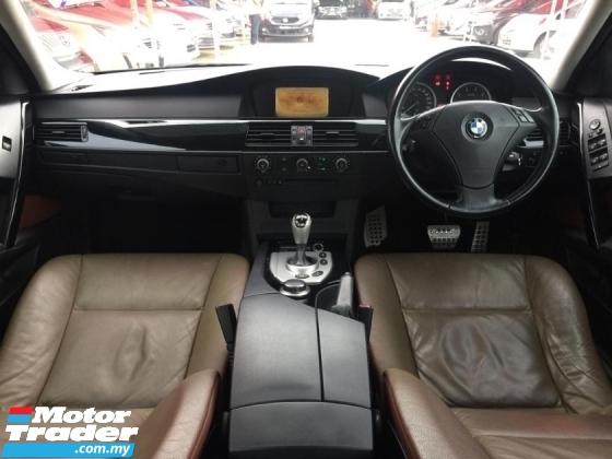 2004 BMW 5 SERIES 520I e60 2.2 (a)