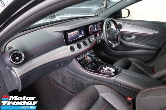 2017 MERCEDES-BENZ E-CLASS E43 AMG 4MATIC HARI RAYA SALE SPECIAL PROMOTION