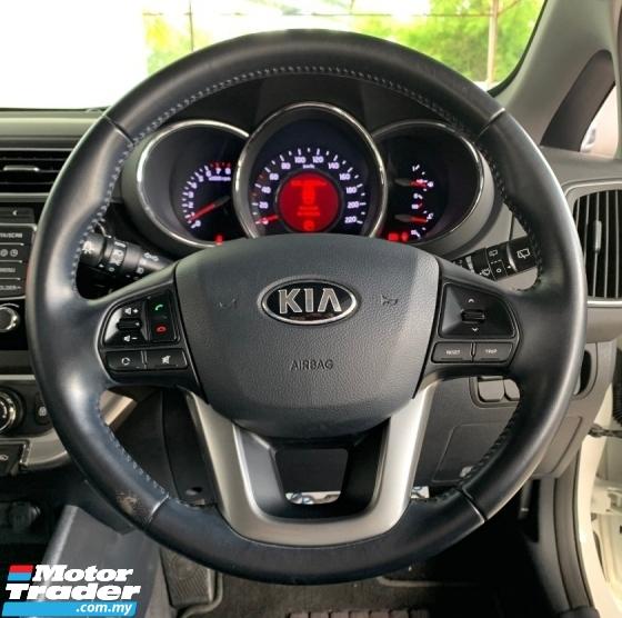 2015 KIA RIO 1.4 SX (A) Facelift Spoty High Grade model