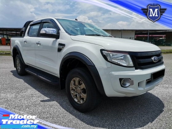 2014 FORD RANGER 2.2 (A) XLT High Rider Pickup Truck NON OFF ROAD CAR KING CONDITION