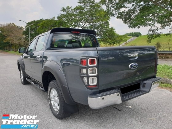 2014 FORD RANGER 2.2 (A) XLT Hi-Rider Pickup Truck NON OFF ROAD WELL MAINTAIN