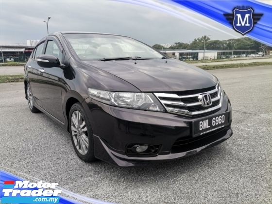 2014 HONDA CITY 1.5 E (A) i-VTEC Sedan PADDLE SHIFT MODULO BODYKIT 1 OWNER TIP TOP CONDITION