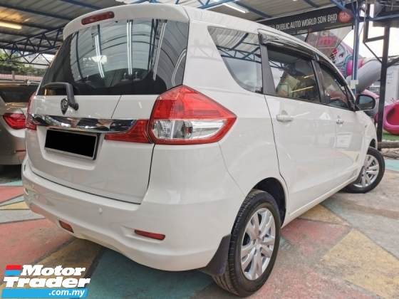 2017 PROTON ERTIGA Proton ERTIGA 1.4 EXECUTIVE (A) F/LEATHER WARRANTY