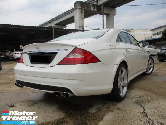 2006 MERCEDES-BENZ CLS-CLASS CLS350 AMG (A) NIceConDiTIon Need TO View