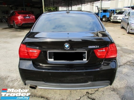 2012 BMW 3 SERIES 320I M-SPORT (A) E90 Low DP