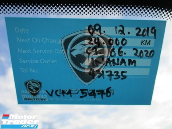 2018 PROTON X70  2018 Proton X70 1.8 PREMIUM 2WD (A) 15K KM FSR