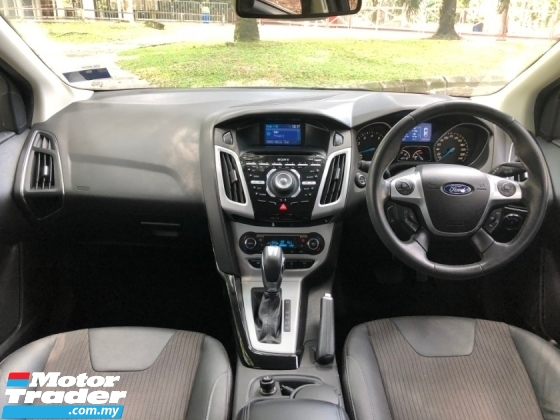2014 FORD FOCUS 2.0 Ti-VCT SPORT PLUS (A) SUNROOF FULL SERVICE