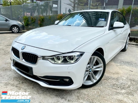 2016 BMW 3 SERIES 2.0 M SPORT (low mileage)(full service)(one owner)