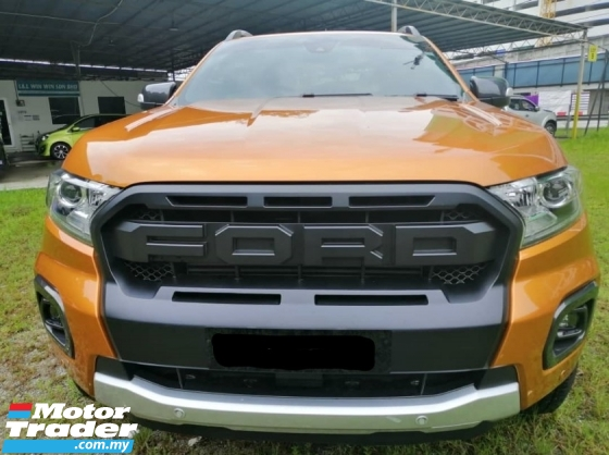 2019 FORD RANGER WILDTRAK 2.0 BI TURBO ***9 MONTHS CAR