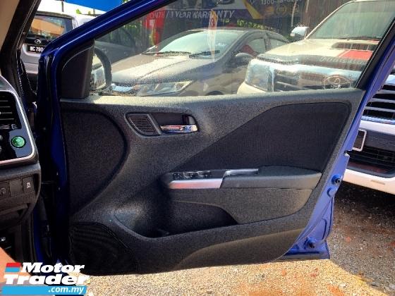 2014 HONDA CITY 1.5 V i-VTEC Sedan(AUTO)FREE MOTORSIKAL BARU+CASHBACK 1K+BELI PANDU DULU 6 BULAN PERTAMA TAK PAYAH B