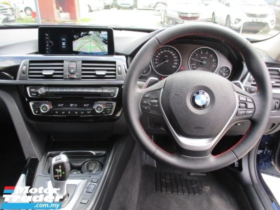 2016 BMW 3 SERIES 2016 Bmw 330E SPORT (CKD) 2.0 FACELIFT (A) SUNROOF
