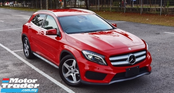 2015 MERCEDES-BENZ GLA 2015 MERCEDES BENZ GLA 180 1.6 AMG TURBO UNREG JAPAN SPEC CAR SELLING PRICE ONLY RM 153,000.00 NEGO