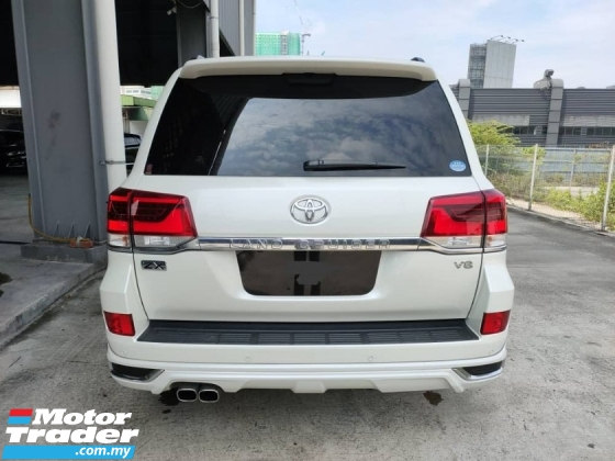 2018 TOYOTA LAND CRUISER 4.6 ZX GREAT CAR MUST VIEW SUNROOF MODELLISTA