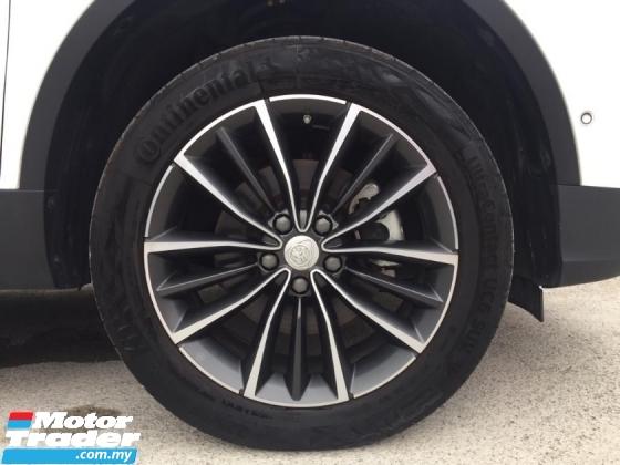 2018 PROTON X70 1.8 TGDI Premium X 15k km miles fsr 5 yrs warranty