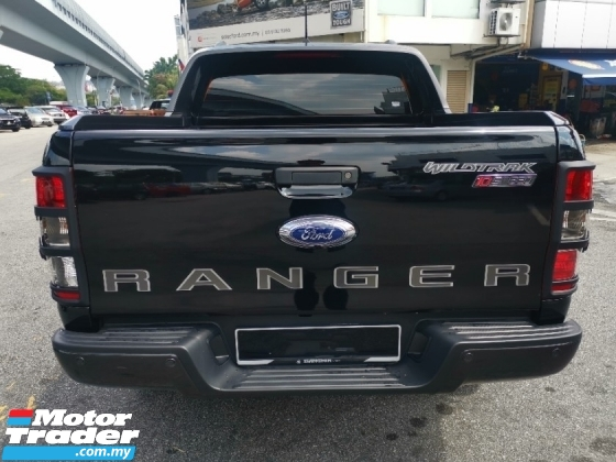 2020 FORD RANGER WILDTRAK 2.0 BI-TURBO