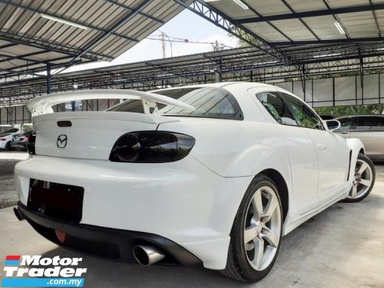 2004 MAZDA RX-8 Mazda RX-8 1.3 VEILSIDE HI-SPEC I-DRIVE WARRANTY