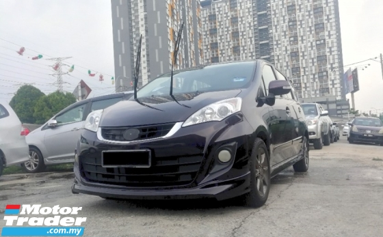 2015 PERODUA ALZA 1.5 SE (A) ALL PROBLEM CAN LOAN