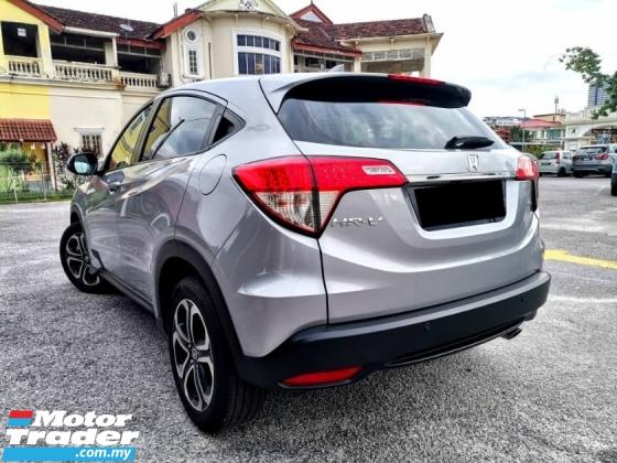2019 HONDA HR-V 2019 Honda HR-V 1.8 ENHANCED (A) FULL SPEC