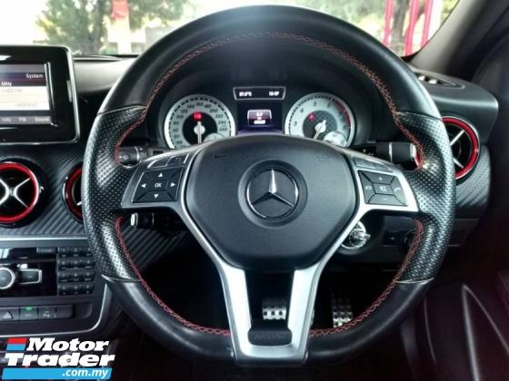 2014 MERCEDES-BENZ A250 2014 Merc Benz A250 SPORTS 2.0 AMG (A) LOCAL SPEC